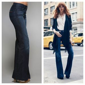 7 for all mankind ginger flare jeans size 29